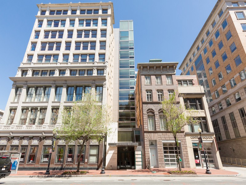 Condominium for Sale at Penn Quarter 675 E Street Nw 800 Washington, District Of Columbia 20004 United States