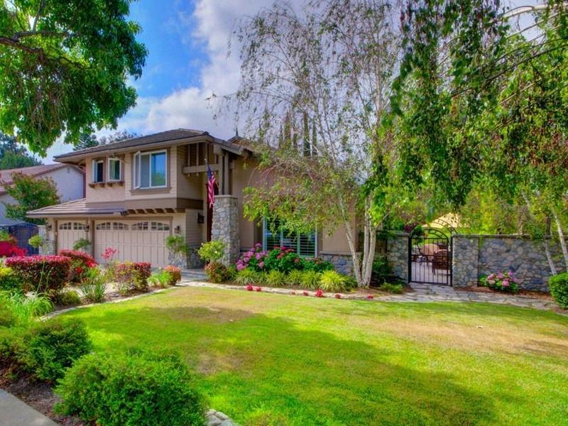 Vivienda unifamiliar por un Venta en 358 E. Miramar Avenue Claremont, California 91711 Estados Unidos