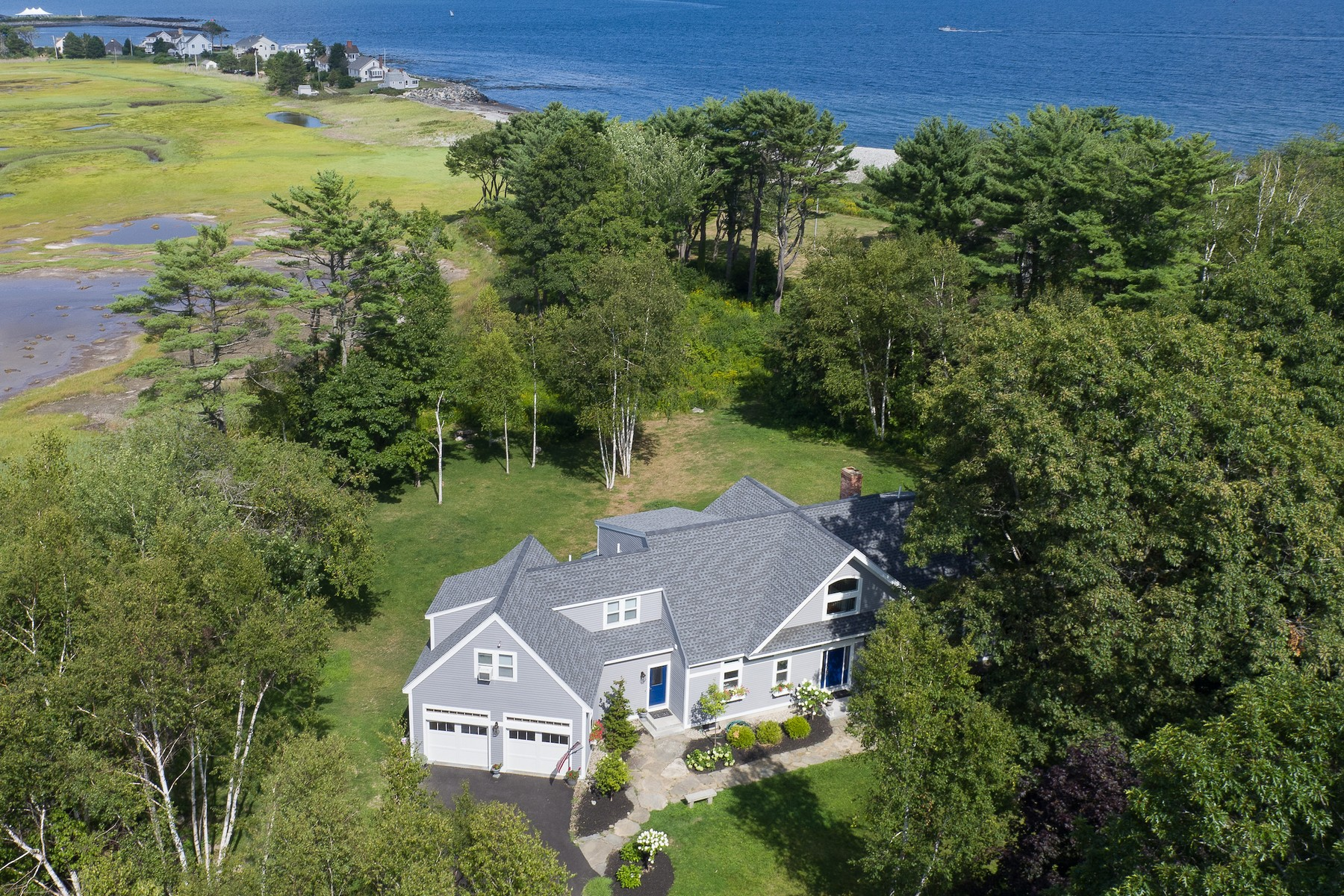 sales property at Premier Waterfront Property at Locke's Neck