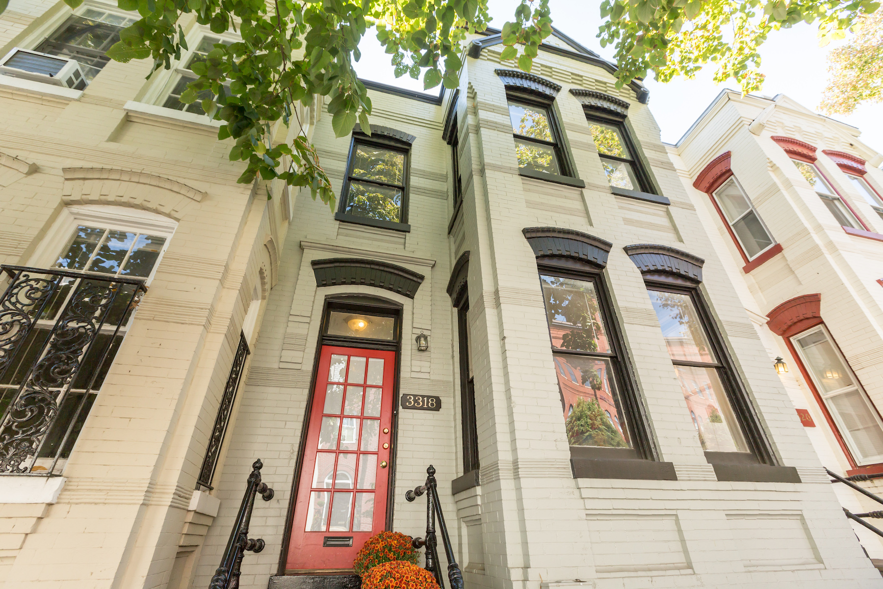 Townhouse for Sale at Georgetown 3318 Prospect Street Nw Washington, District Of Columbia 20007 United States