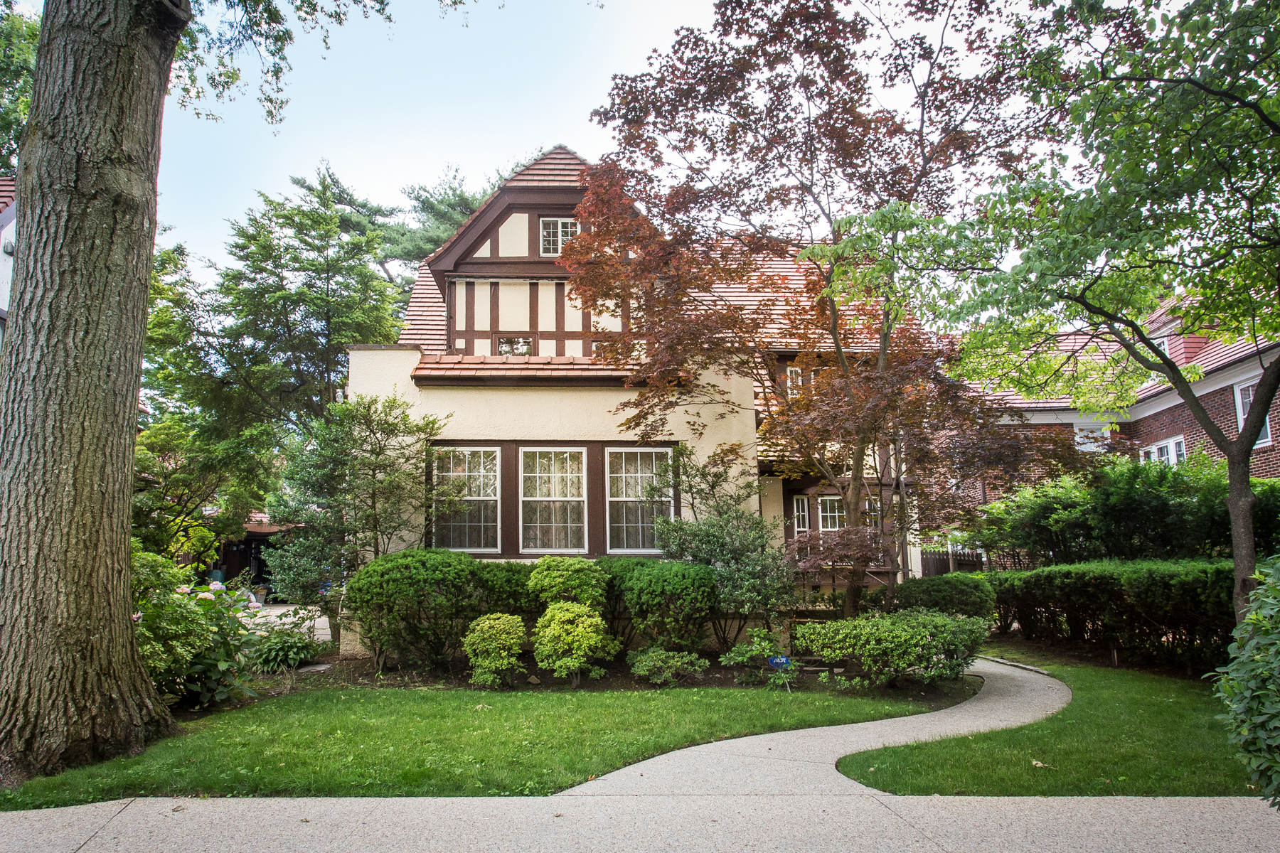 "Single Family Home for Sale at ""TRADITIONAL LUXURY"" 81 Puritan Avenue, Forest Hills Gardens, Forest Hills, New York 11375 United States"