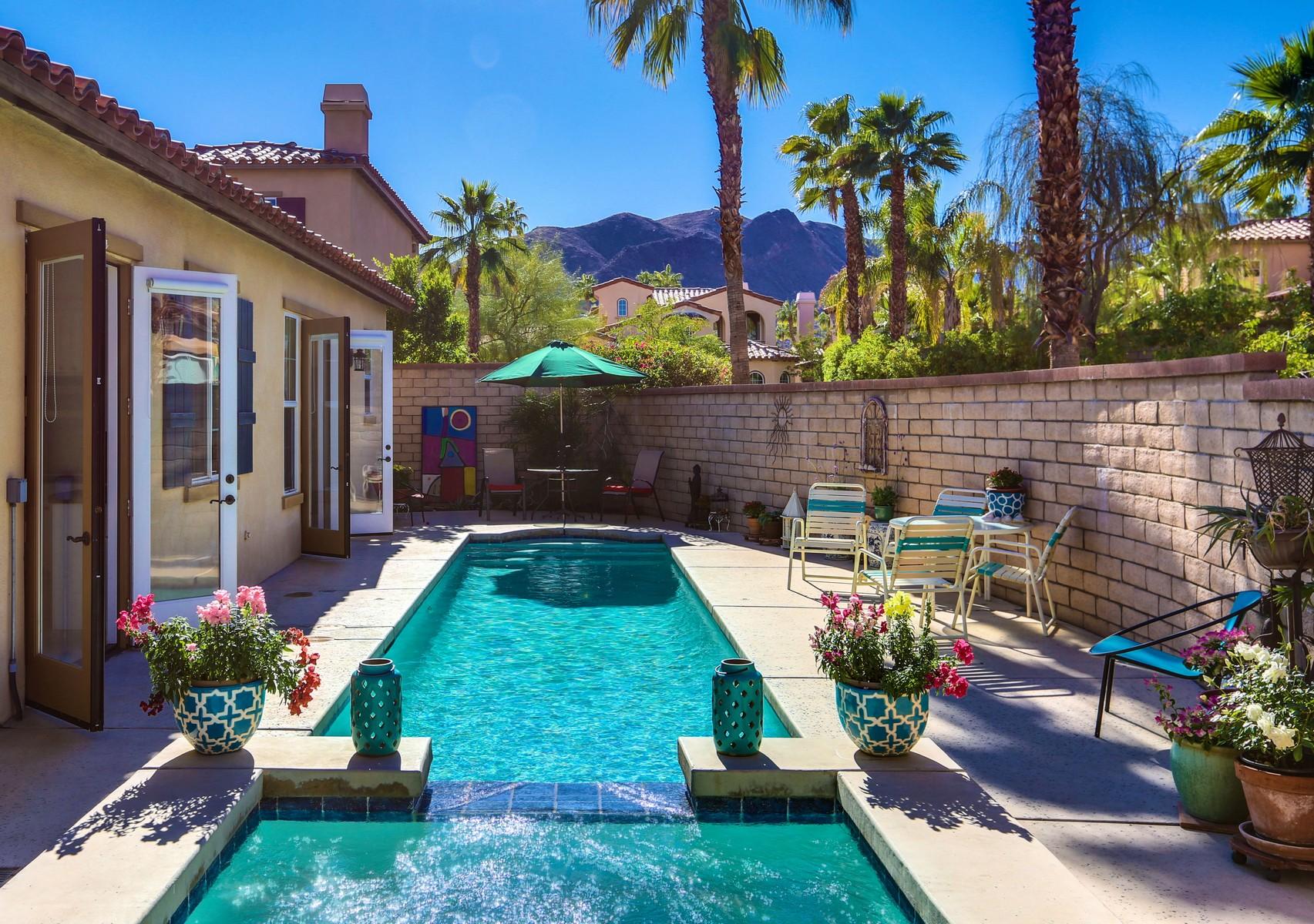 Villa per Vendita alle ore 1783 Miro Court Palm Springs, California, 92264 Stati Uniti