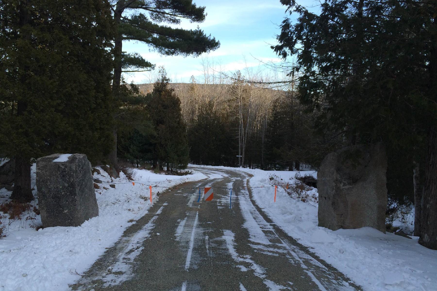土地 为 销售 在 Lot 6 Sound View Estates 荒山岛, 缅因州, 04660 美国