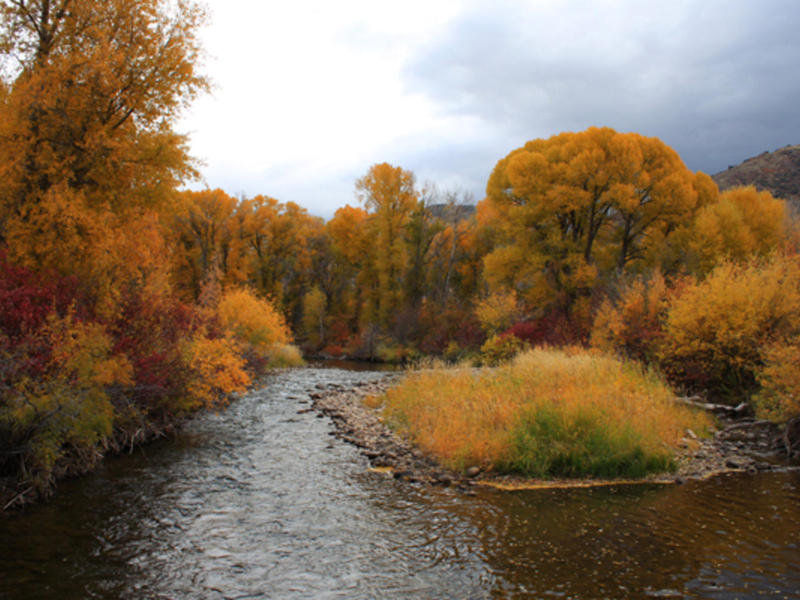 Property For Sale at 19.5 Prime Acres on the Weber River