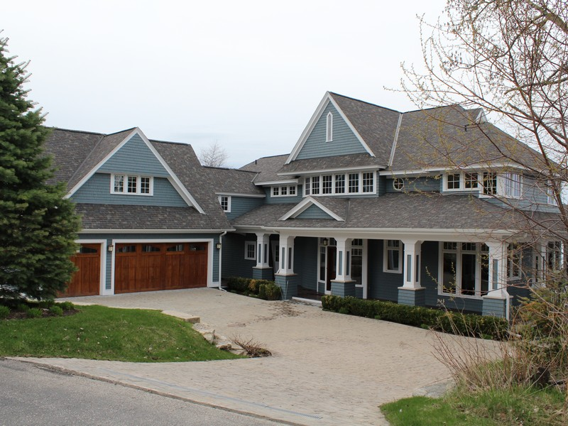 Property For Sale at East Coast Style Living on Lake Michigan