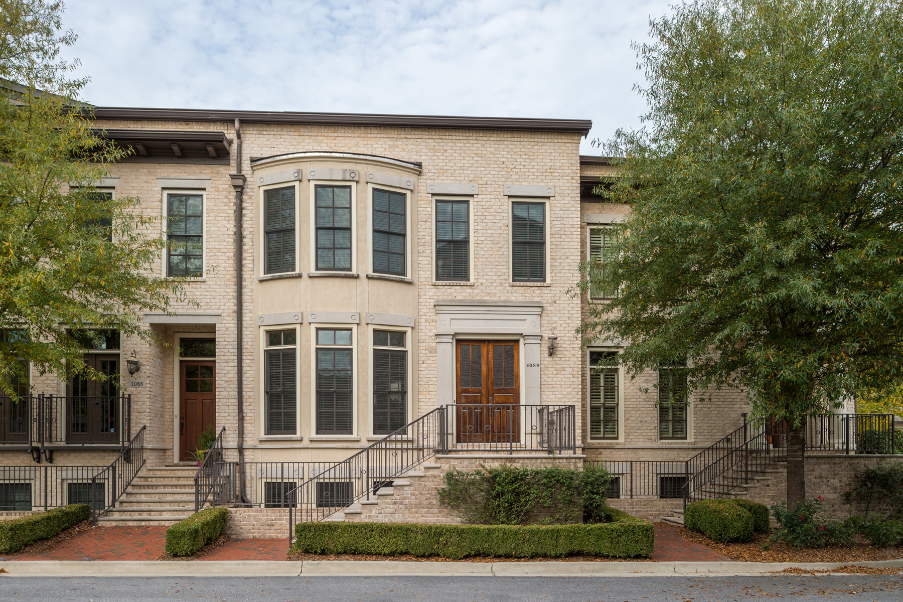 Property For Sale at Luxury 3-Story Buckhead Brownstone For Lease