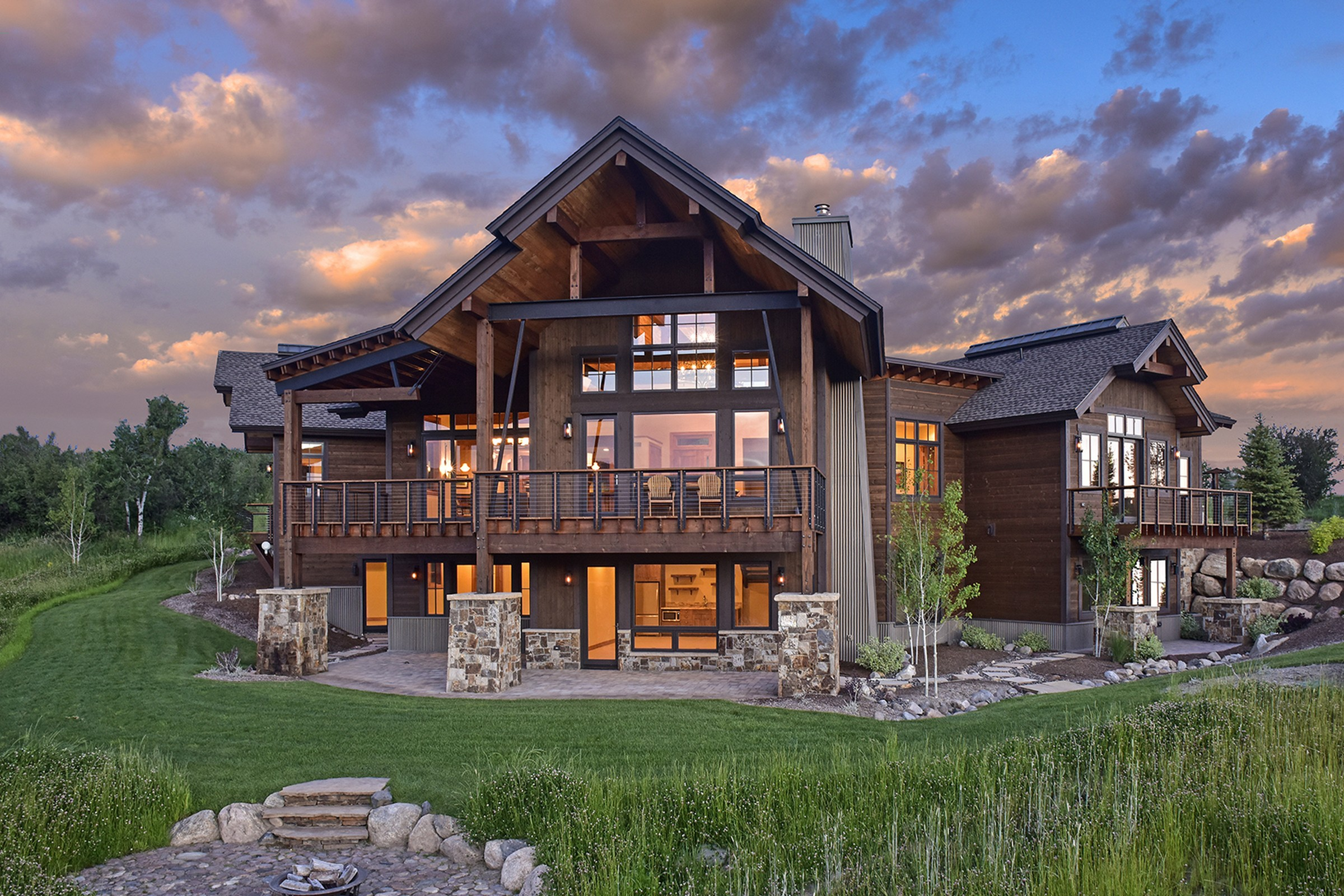 Einfamilienhaus für Verkauf beim Newly Built In Sidney Peak Ranch 30485 Marshall Ridge Road South Valley, Steamboat Springs, Colorado, 80487 Vereinigte Staaten