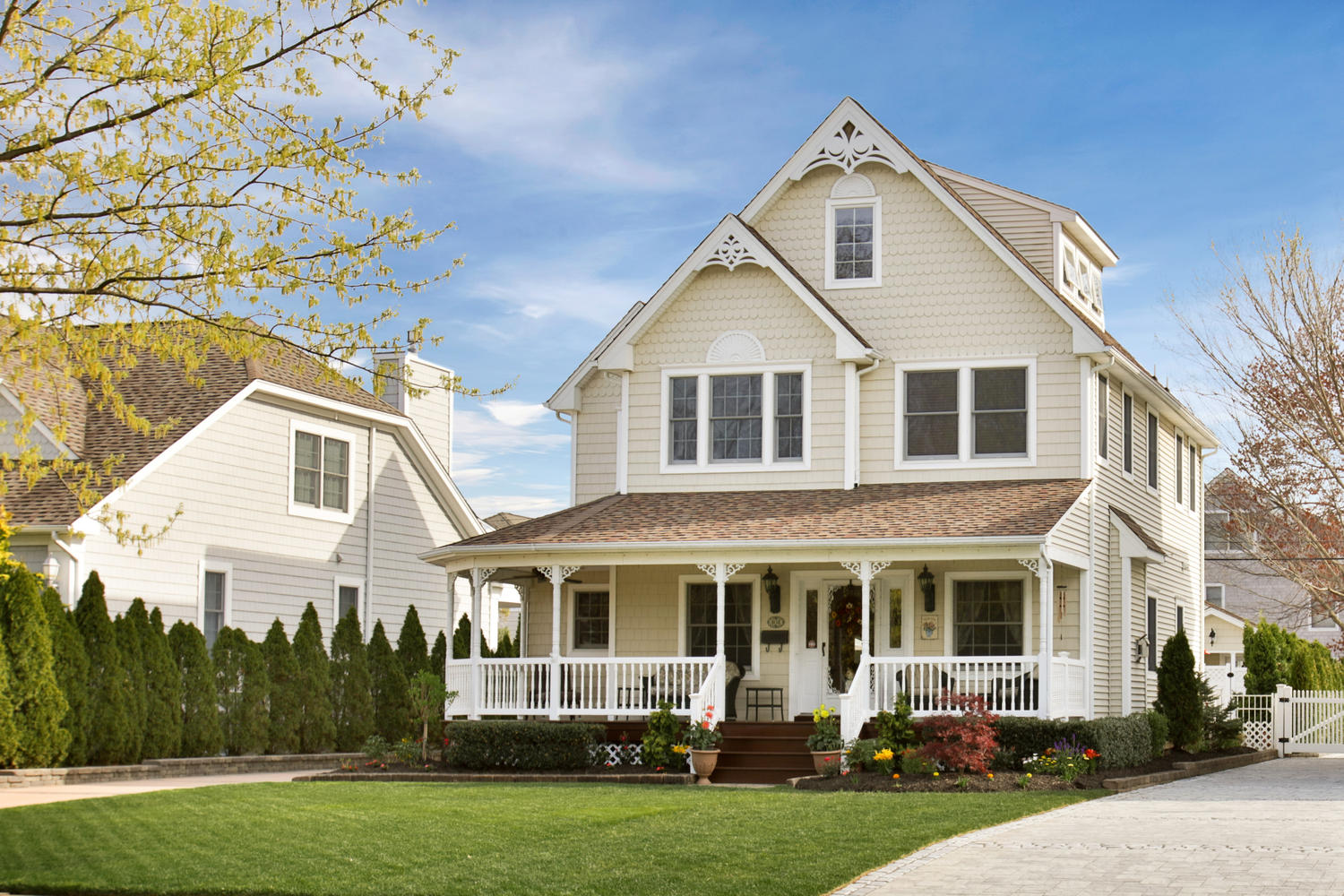 sales property at Relaxed Jersey Shore Living
