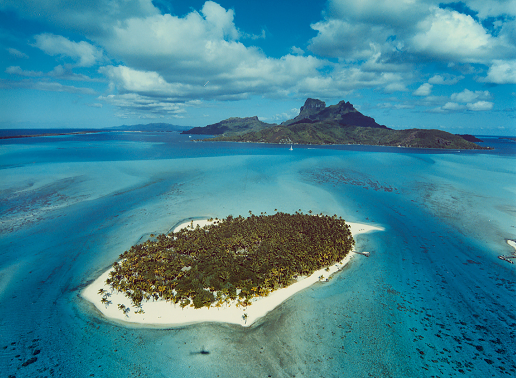 Частный Остров для того Продажа на The enchanting Motu Tane in Bora Bora Bora Bora, Tahiti, 98730 French Polynesia
