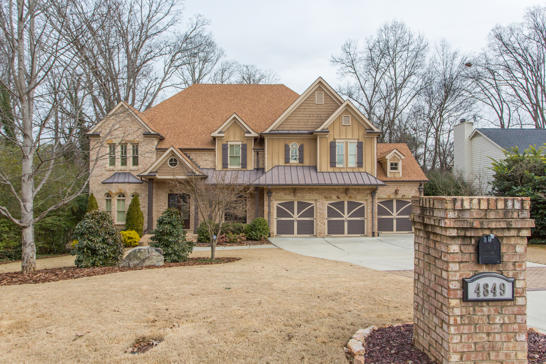 sales property at Spectacular Dunwoody Home Built In 2006