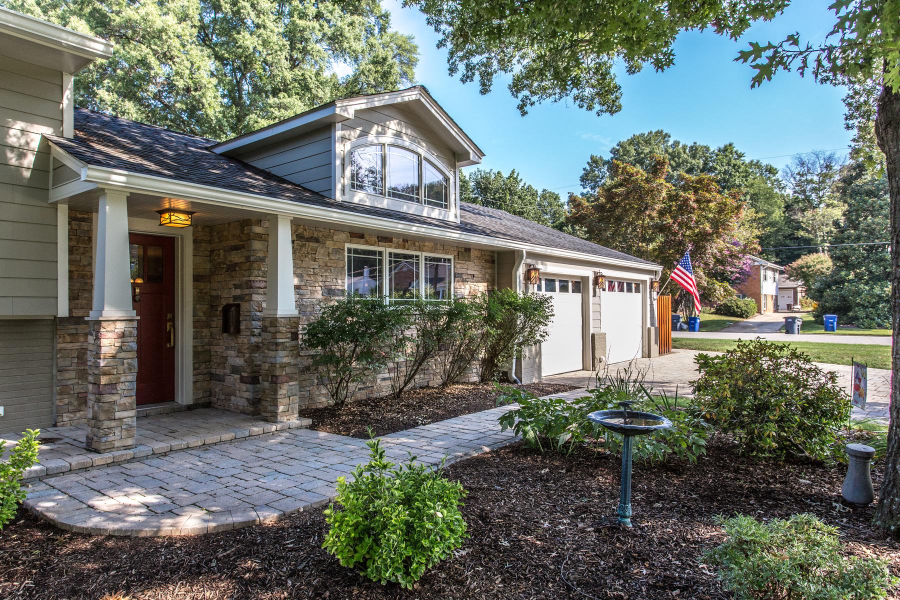 Single Family Home for Sale at 8402 Morey Lane, Alexandria 8402 Morey Ln Alexandria, Virginia 22308 United States