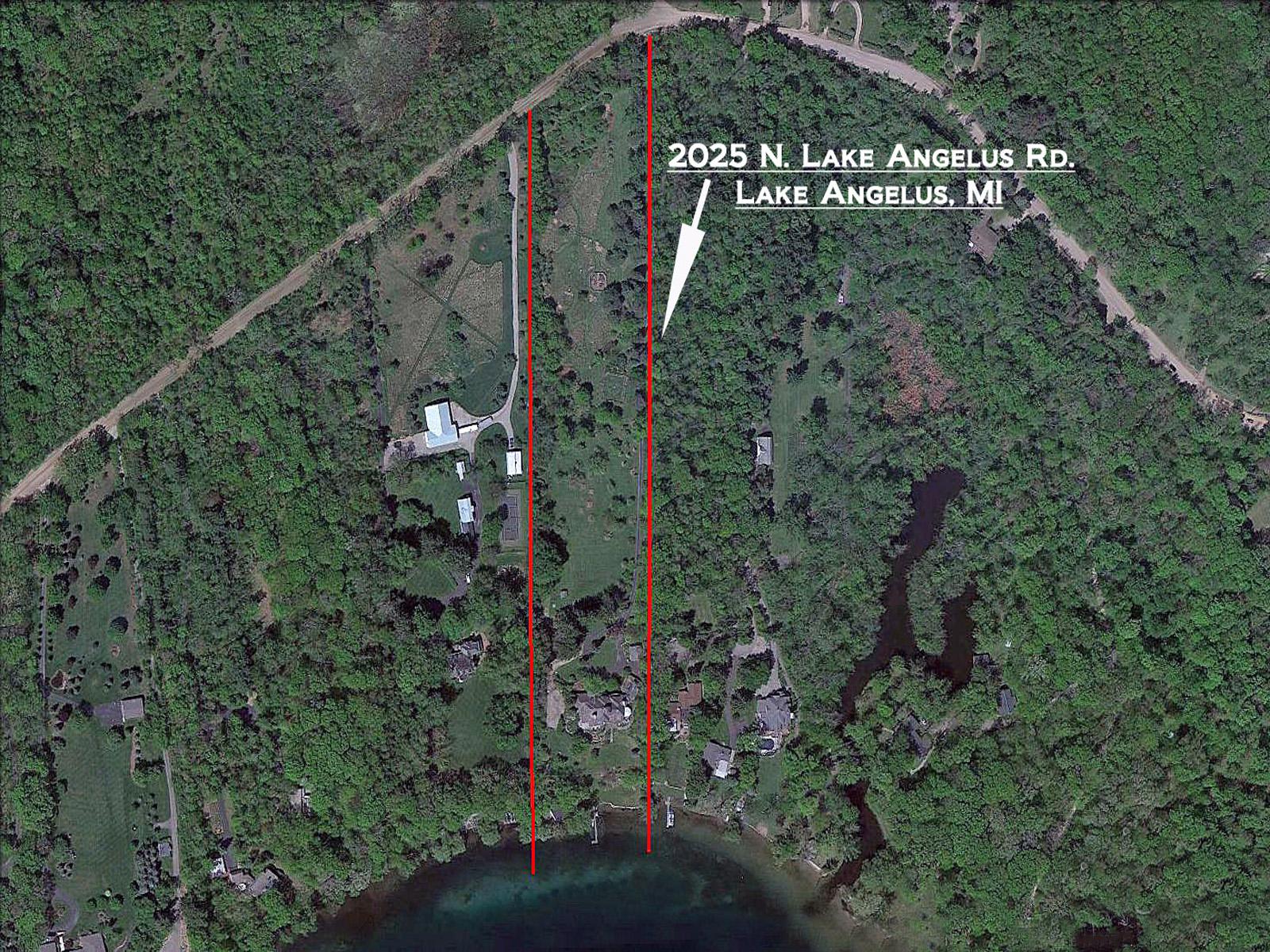 Property Of Lake Angelus