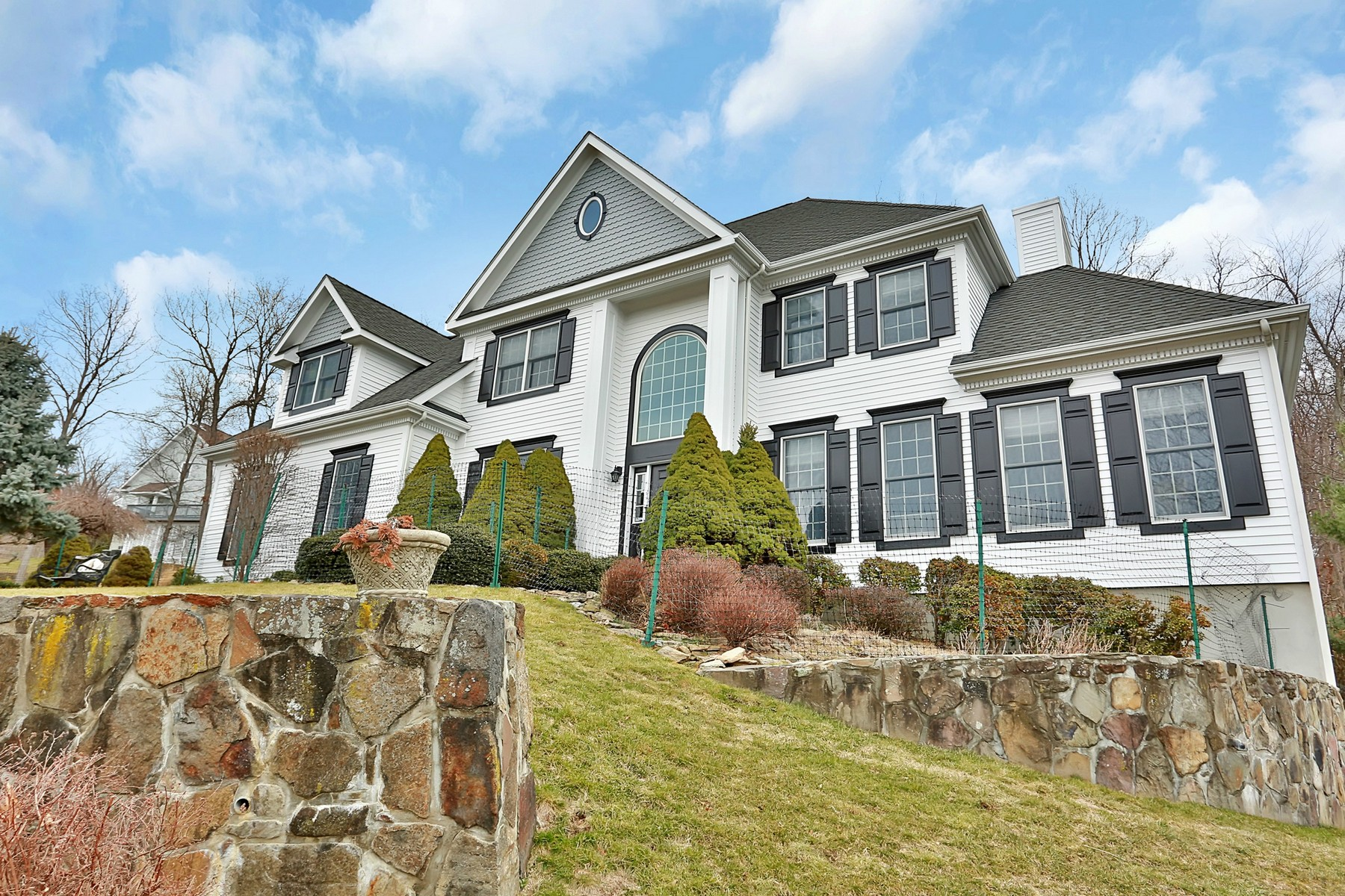 sales property at Elegant Hilltop Home