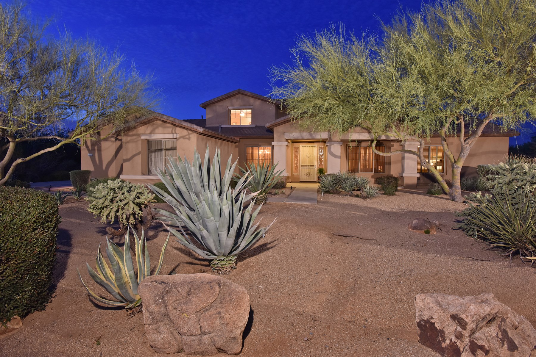 Property For Sale at Beautifully Remodeled Home In The Heart Of Gated Desert Summit
