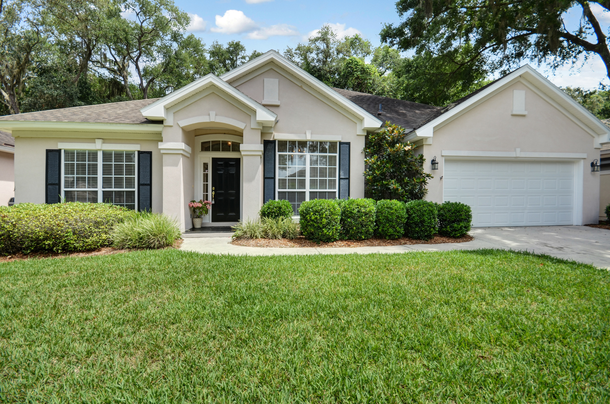 Single Family Home for Sale at Traditional Home in Desirabe Amelia Island Community 95090 Woodberry Lane Amelia Island, Florida 32034 United States