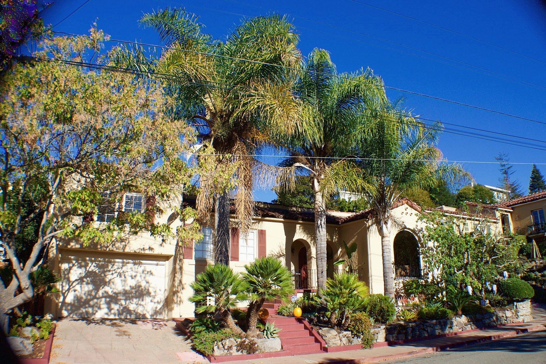 Property For Sale at The Best Of California Living In The Heart Of Piedmont