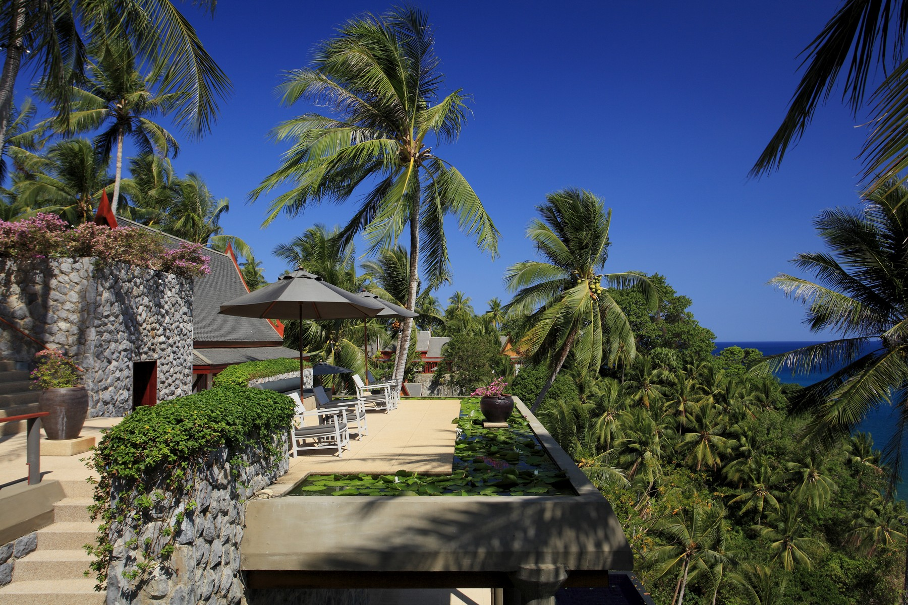 Property Of Oceanfront Amanpuri Villa