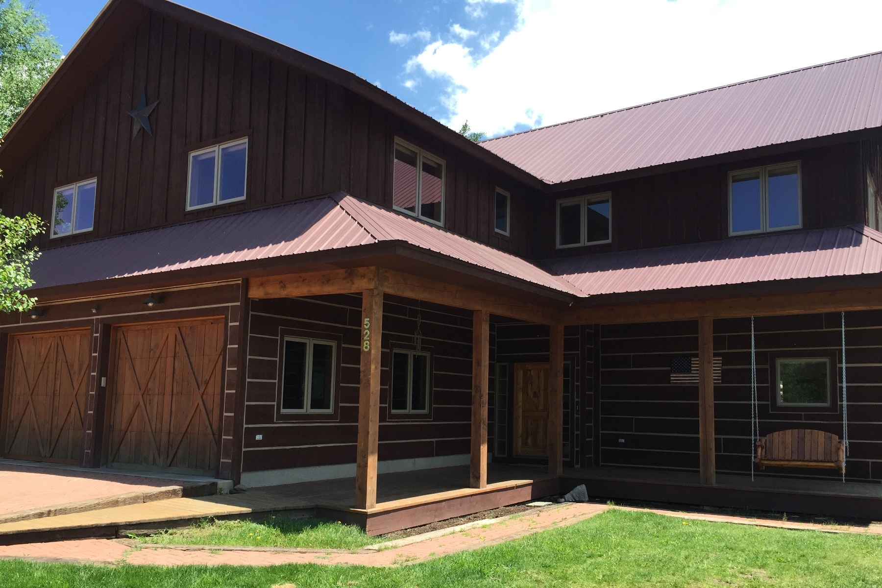Single Family Home for Sale at Fun Family Home 528 Slate River Drive Crested Butte, Colorado, 81224 United States