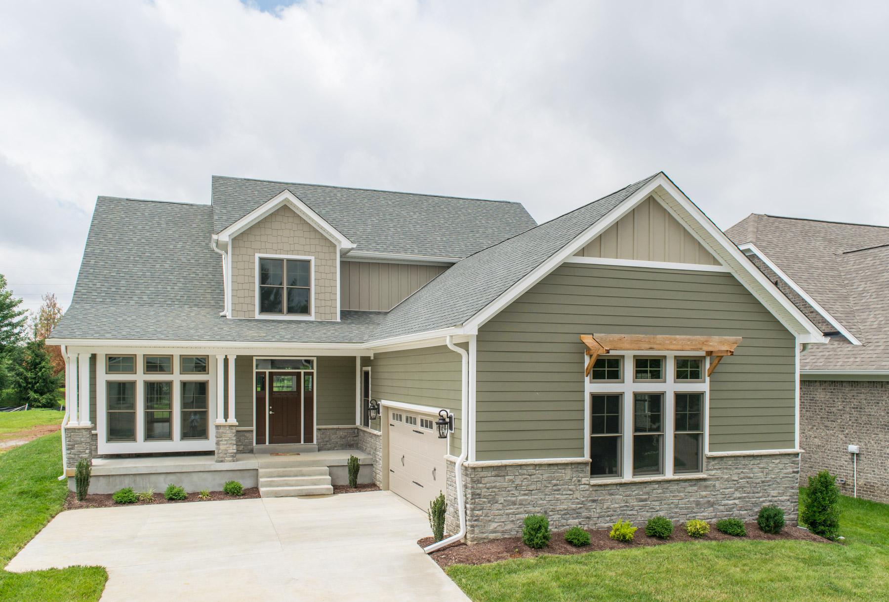 Maison unifamiliale pour l Vente à 7808 Springfarm Pointe Place Prospect, Kentucky 40059 États-Unis