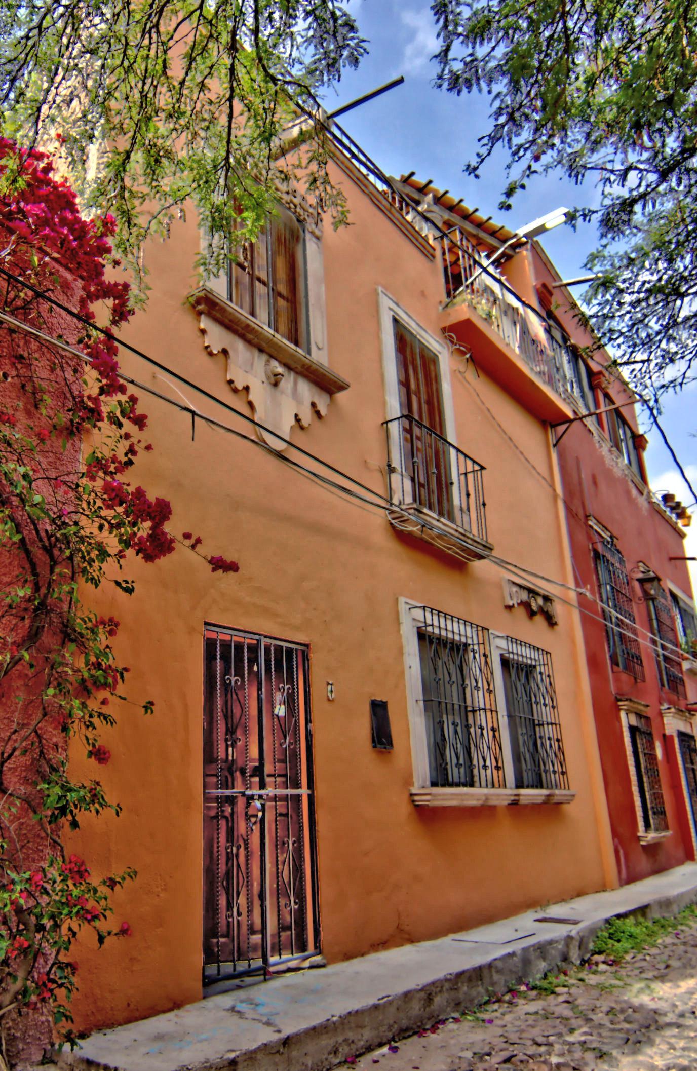 独户住宅 为 销售 在 CASA VERGEL San Antonio, San Miguel De Allende, Guanajuato 墨西哥