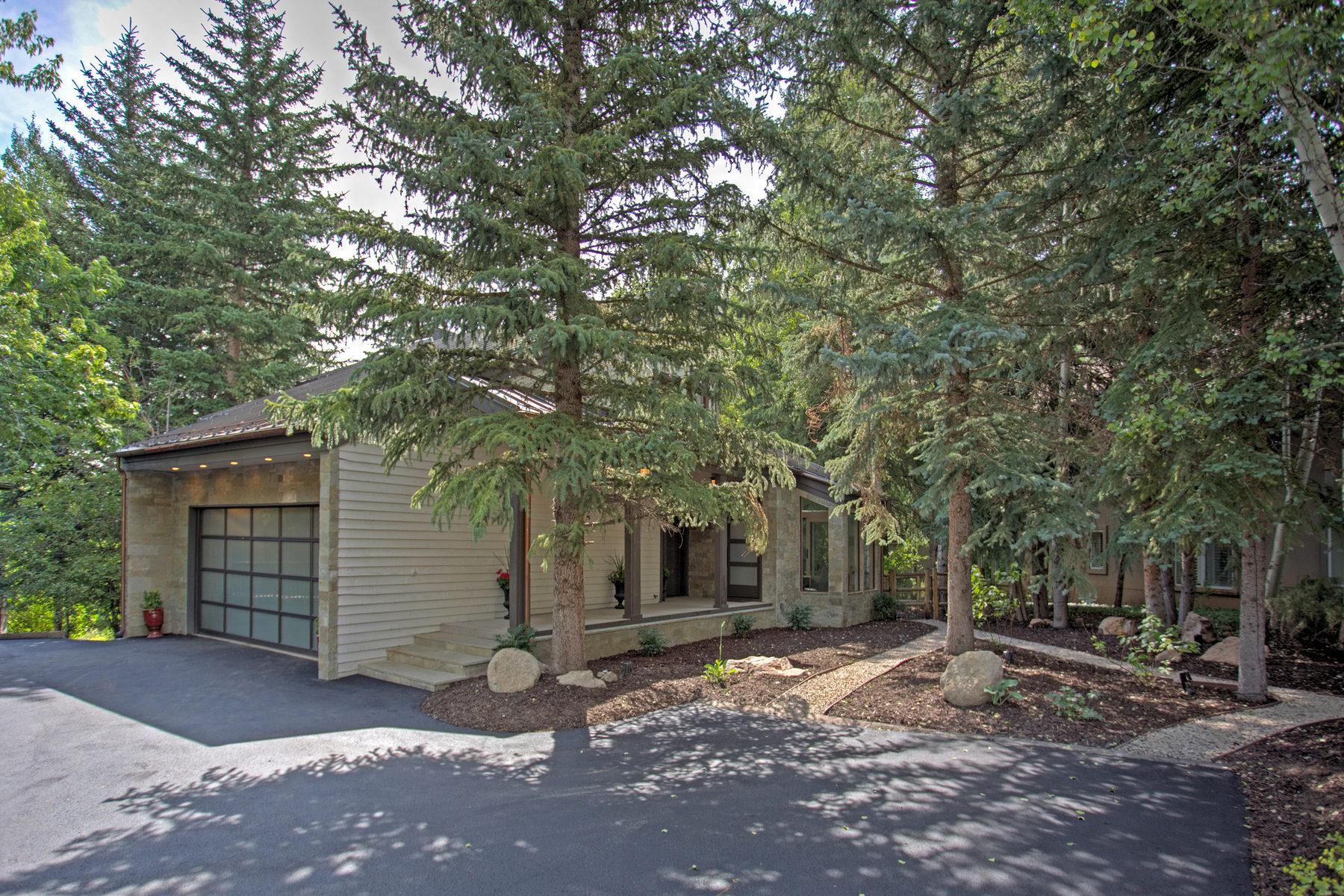 Casa Unifamiliar por un Venta en Stunning Remodel on the Golf Course 2307 Morning Star Park City, Utah 84060 Estados Unidos