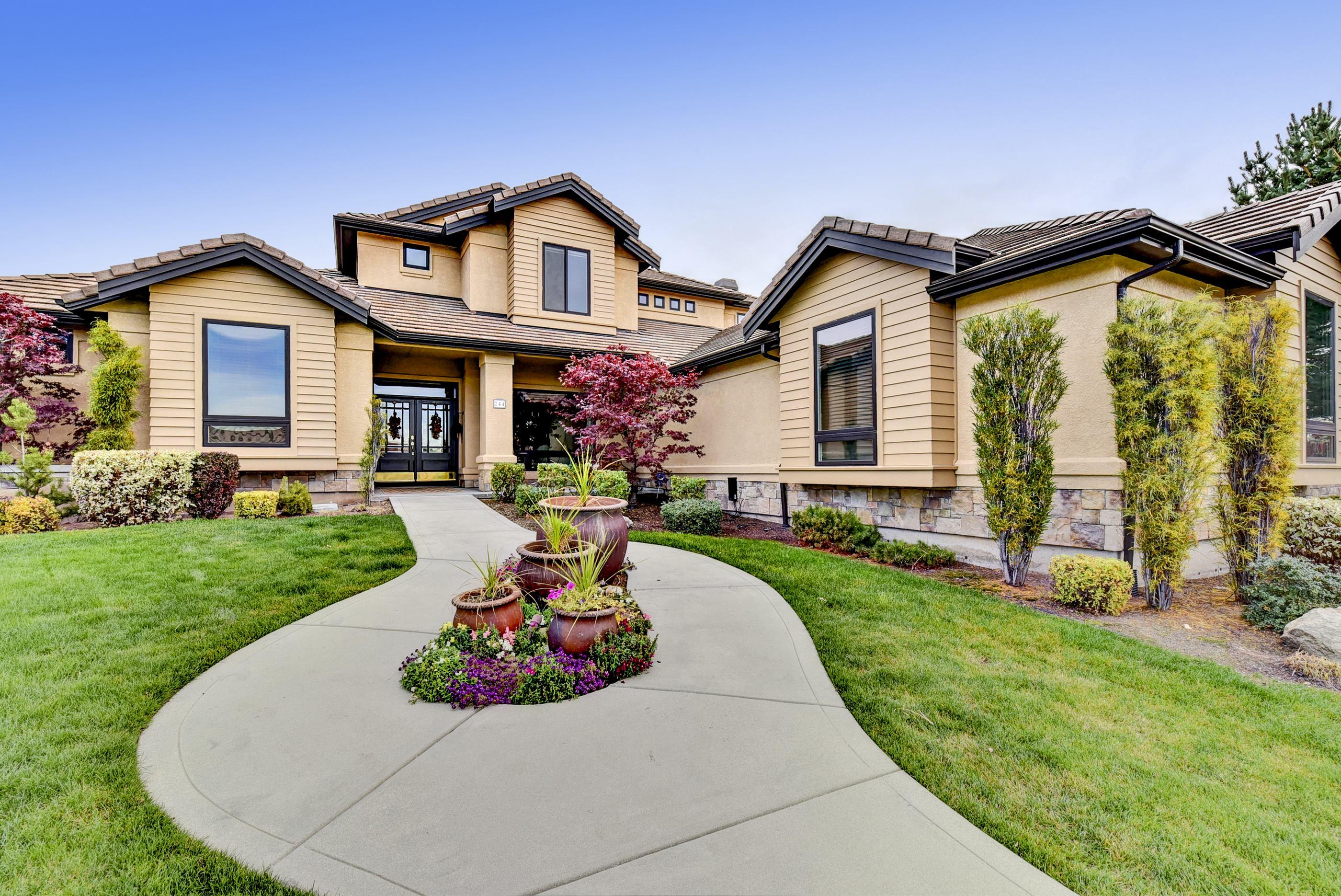 Maison unifamiliale pour l Vente à 244 Al Fresco, Boise 244 N Al Fresco Boise, Idaho, 83712 États-Unis