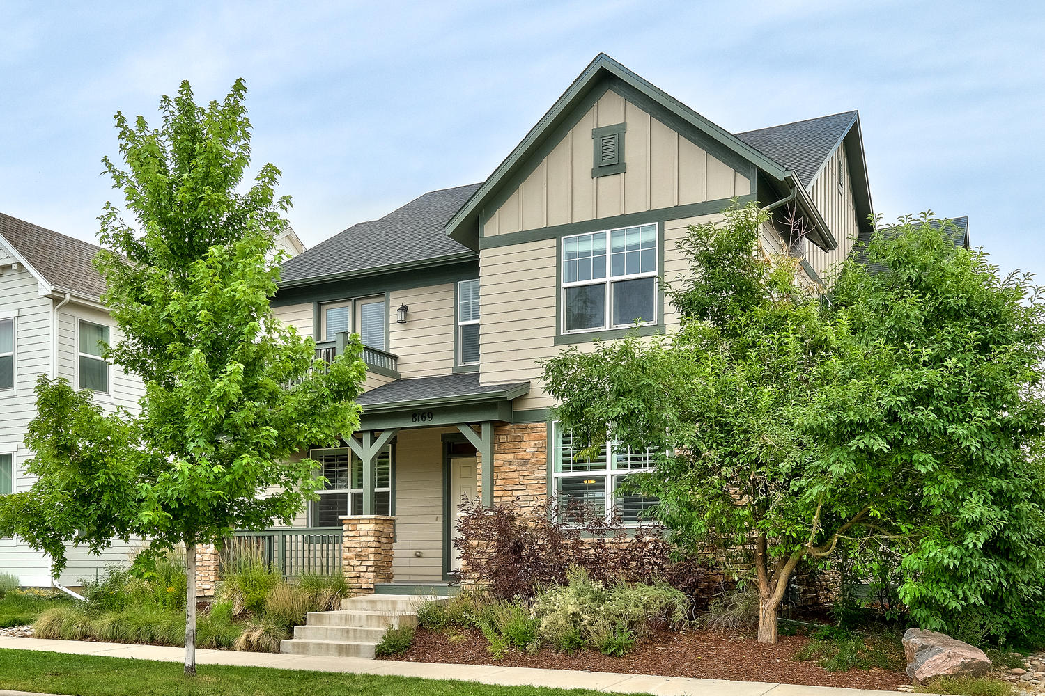 """Single Family Home for Sale at Meticulously maintained McStain """"Willow"""" model home in the heart of Stapleton 8169 East 23rd Avenue Stapleton, Denver, Colorado, 80238 United States"""
