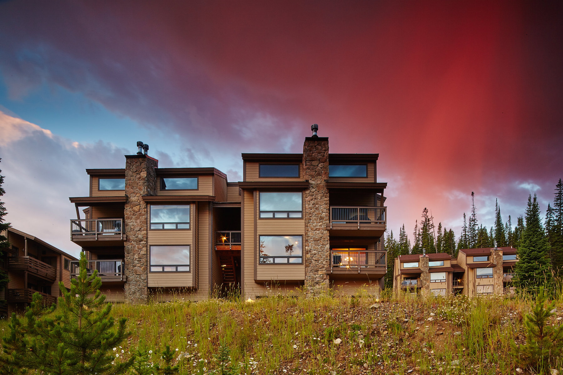 コンドミニアム のために 売買 アット Big Sky Resort's Ski Condo Beaverhead 1 Baramundi Blvd 1469 Big Sky, モンタナ 59716 アメリカ合衆国