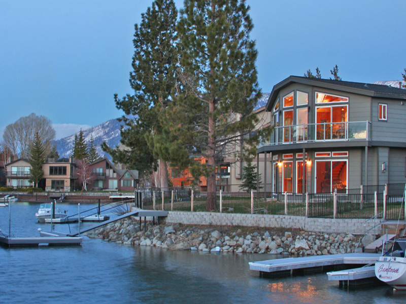 Single Family Home for Active at 2025 Marconi Way South Lake Tahoe, California 96150 United States