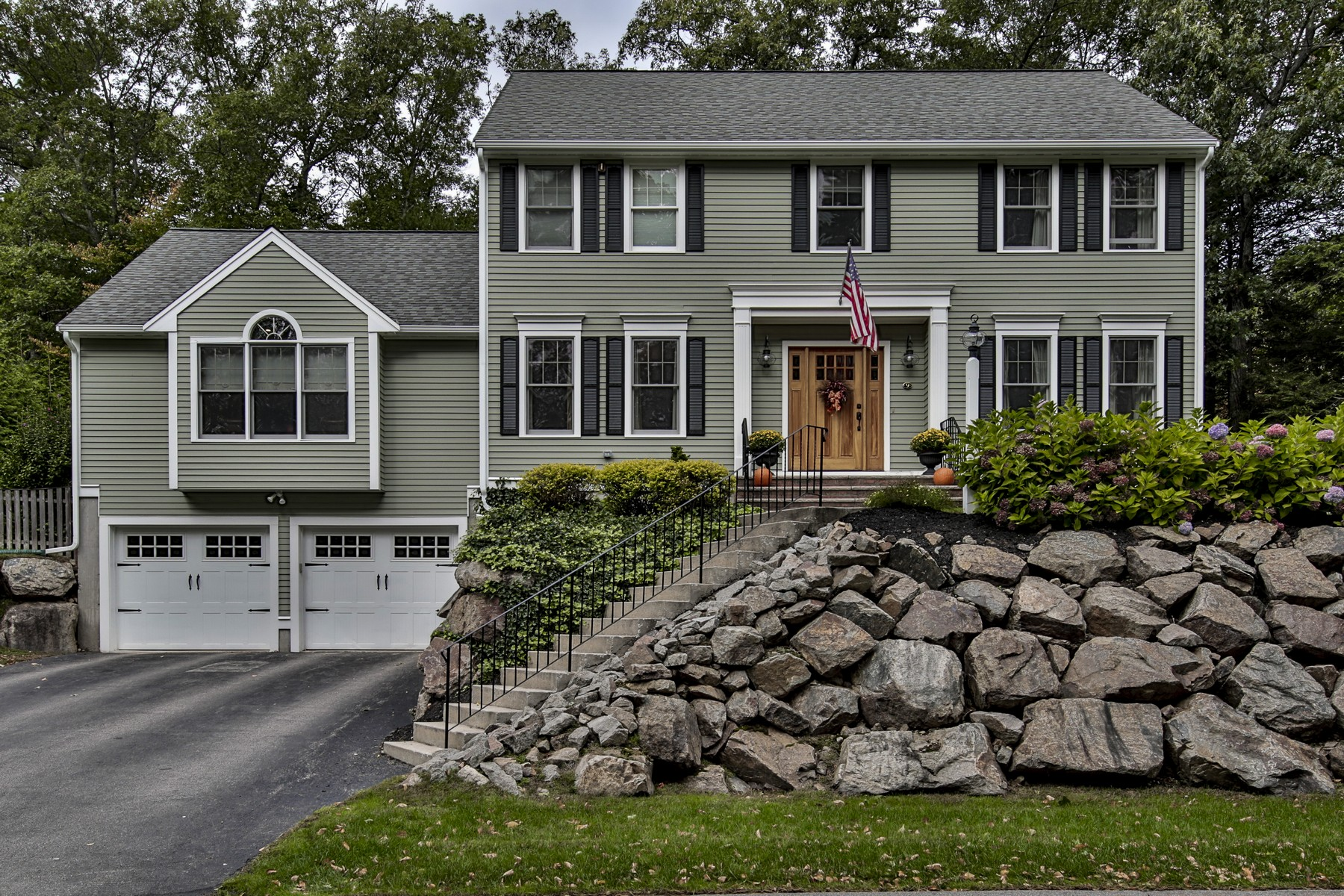 Property For Sale at Beautiful Parsons Hill Area Colonial