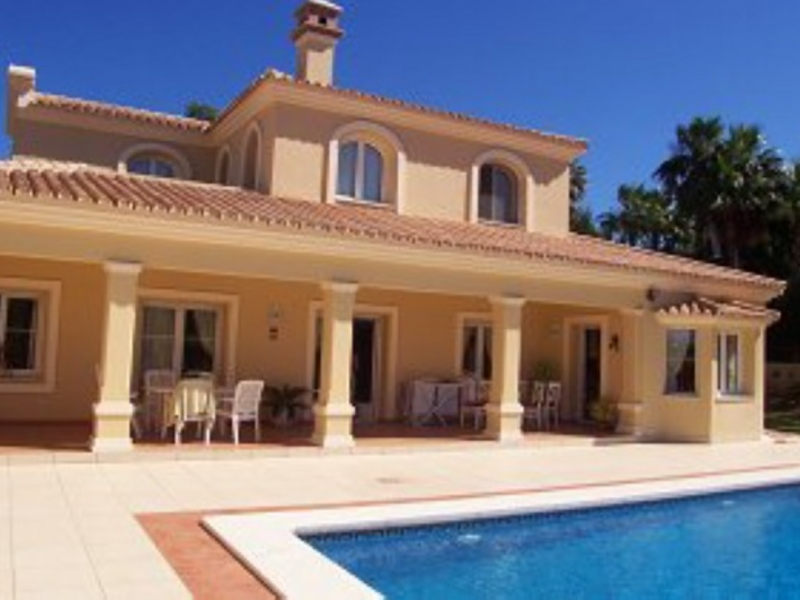 Single Family Home for Sale at Magnificent classical south facing villa 11310 Sotogrande (Sotogrande Alto), Cadiz (Spain) Other Spain, Other Areas In Spain, 11310 Spain