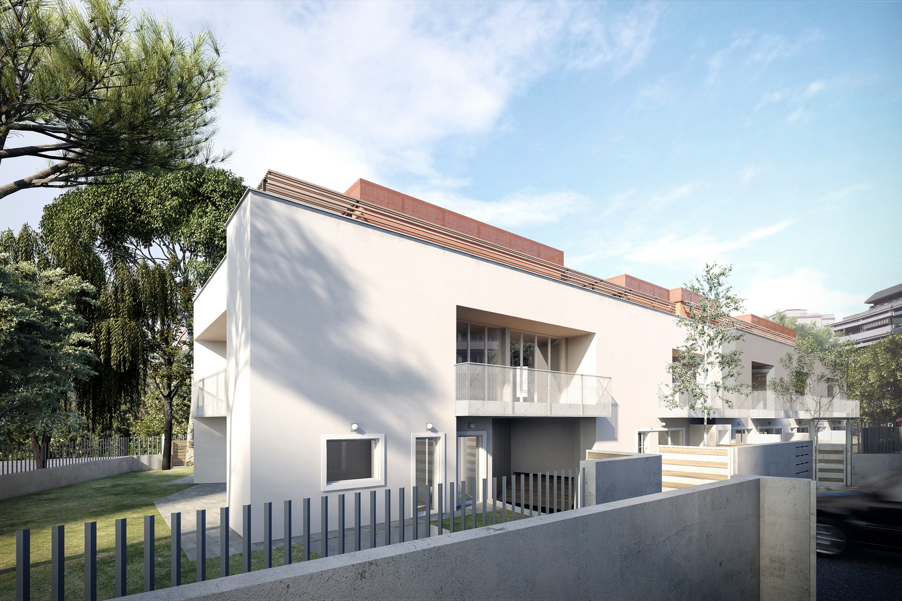 Additional photo for property listing at New development at Ponte Milvio Rome, Rome Italien