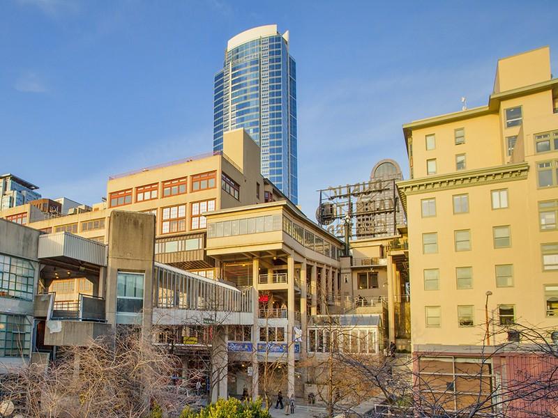 Condominium for Sale at Hillclimb Court #310 1425 Western Ave #310 Seattle, Washington 98101 United States