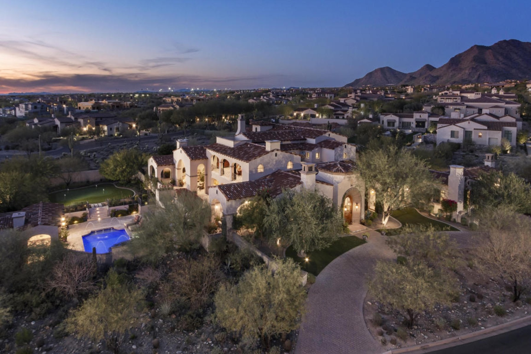 Property Of Mediterranean Elegance in Silverleaf