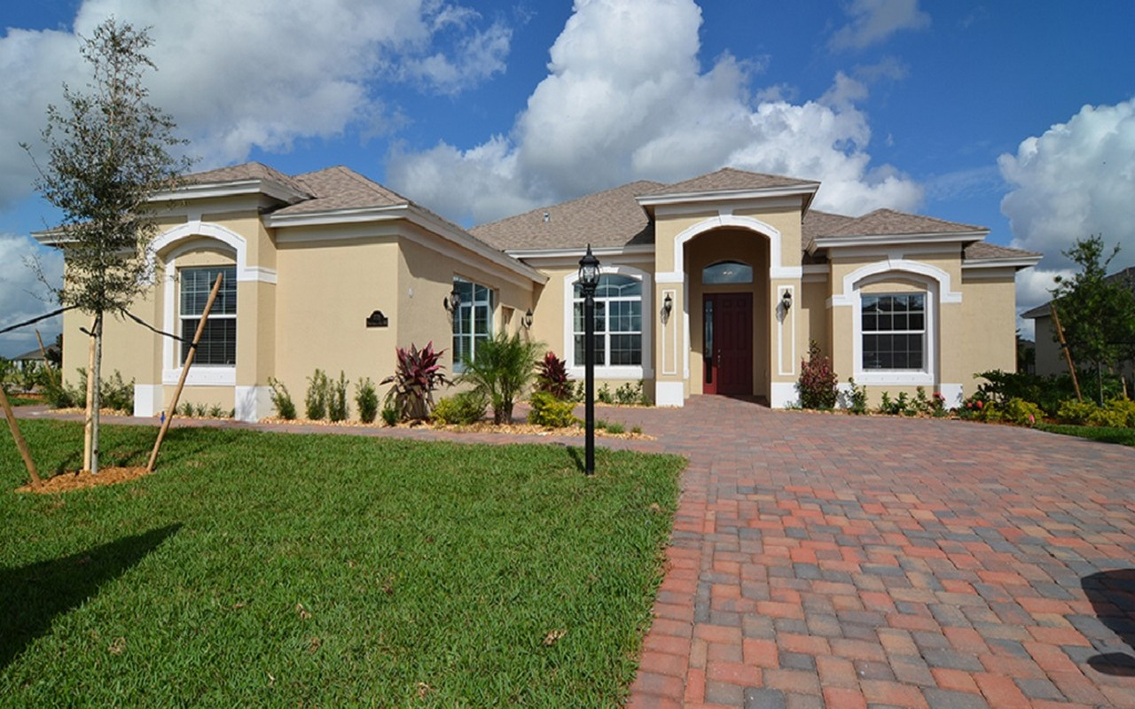 Maison unifamiliale pour l Vente à Avalon Model Home - Ready This Fall 6133 Graysen Square Vero Beach, Florida, 32967 États-Unis