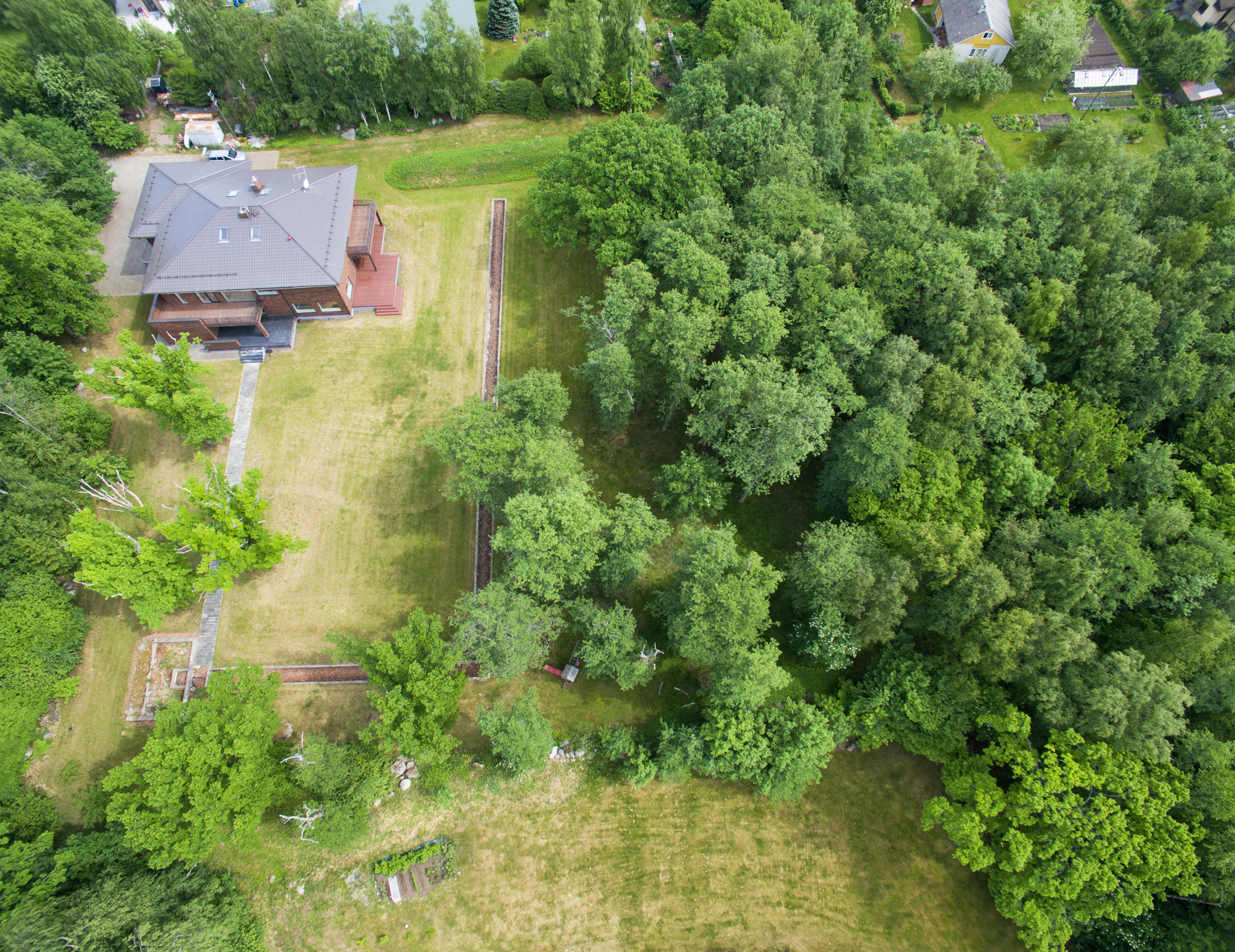 Property Of Residence with a large land plot in a picturesque seaside Viimsi near Tallinn