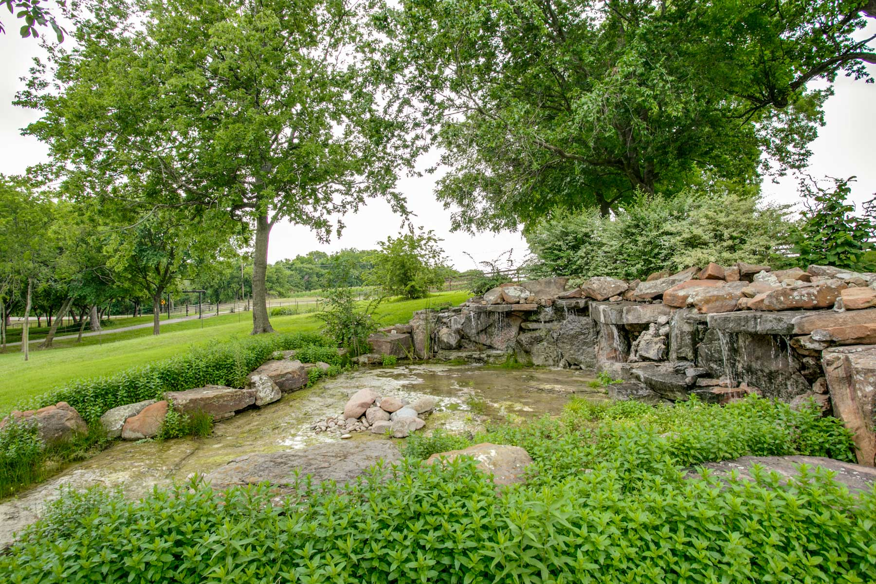 sales property at Spectacular Ranchette Minutes South of Dallas