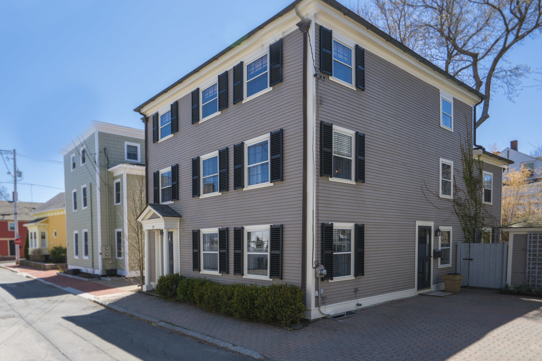 sales property at Thoughtfully Renovated Federal Style Home