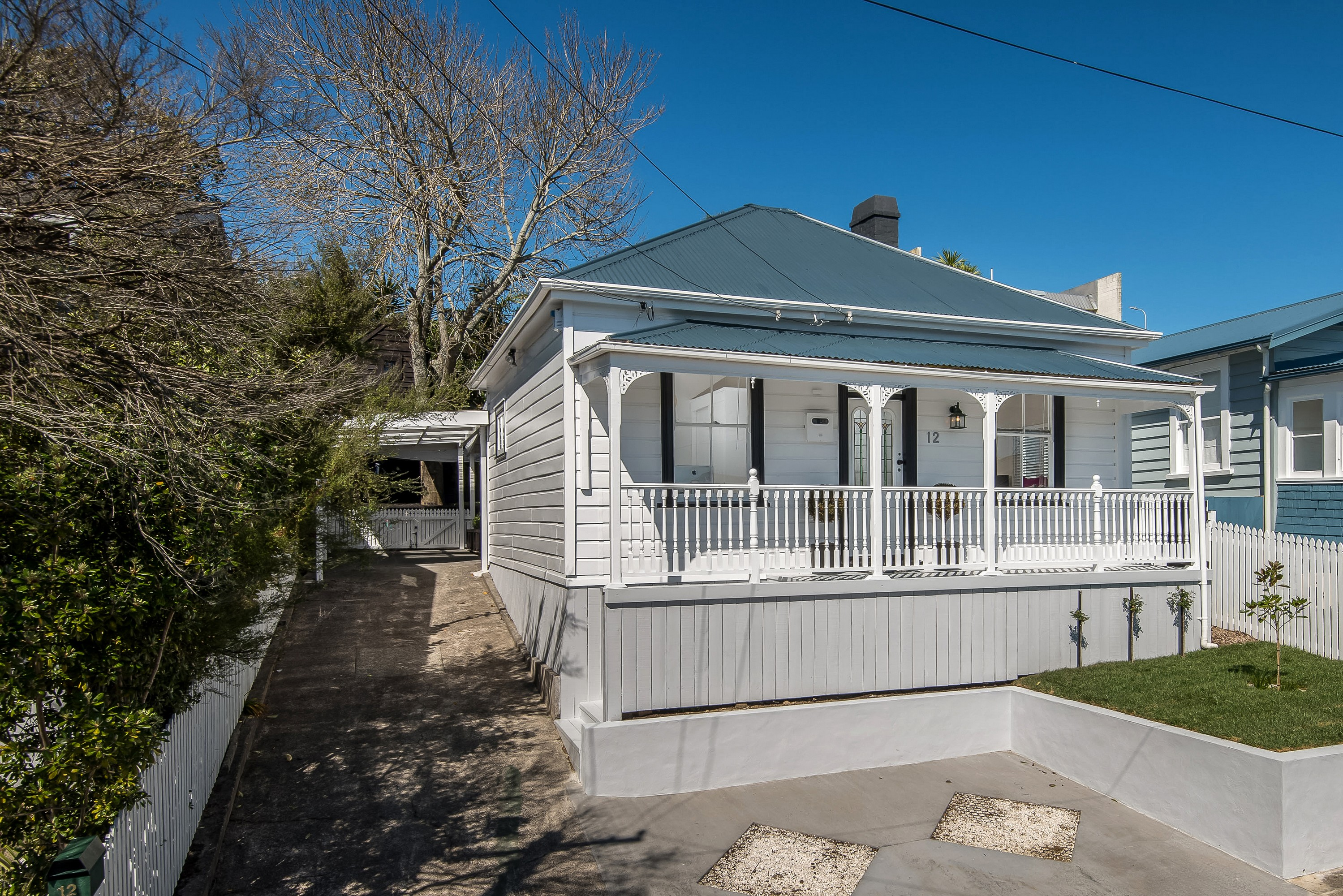 Single Family Home for Sale at 12 First Avenue, Kingsland, Auckland 12 First Avenue Kingsland Auckland, Auckland, 1021 New Zealand