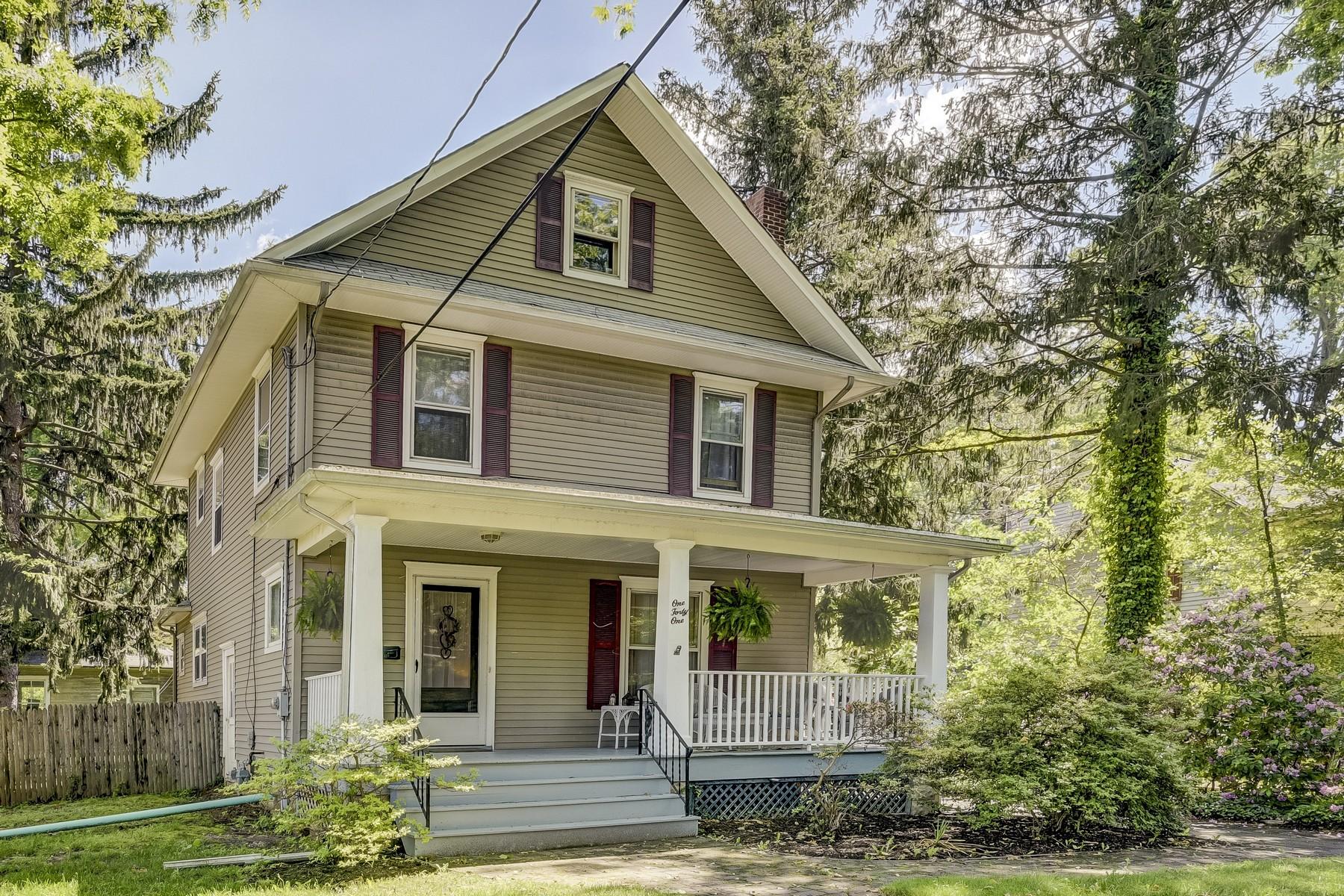 sales property at Original Charm Enhances 1920 Colonial