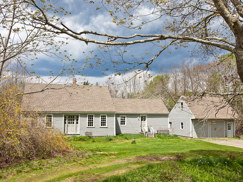 Single Family Home for Sale at 179 West Bay 179 West Bay Road Islesboro, Maine 04849 United States