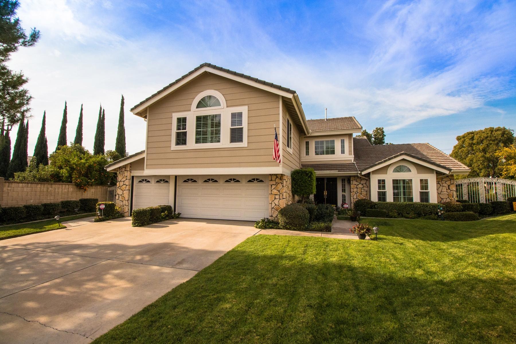 独户住宅 为 销售 在 1781 Orangewood Avenue 阿普兰, 91784 美国