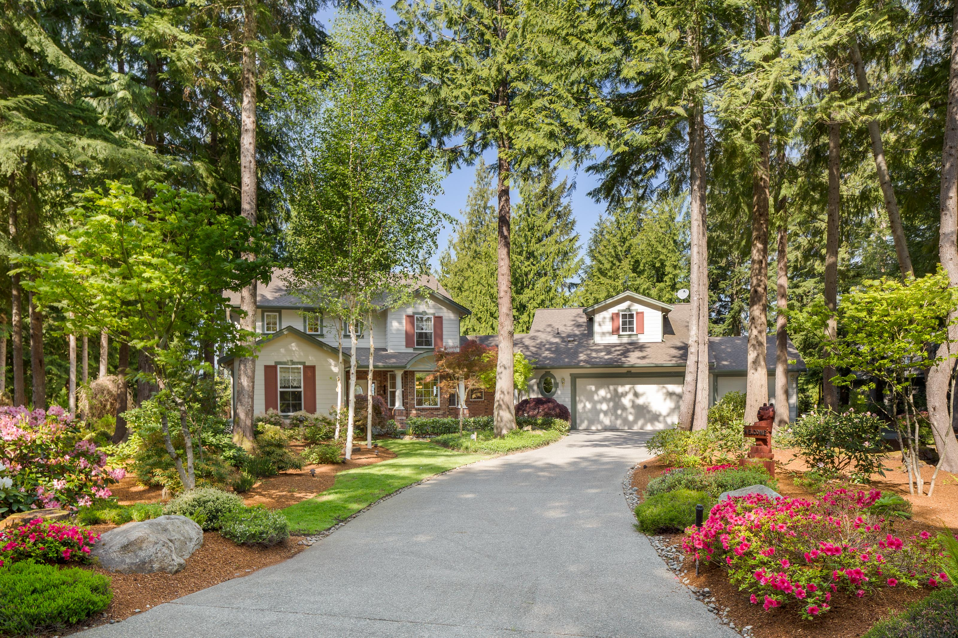 Property For Sale at Elegant Home in Port Ludlow