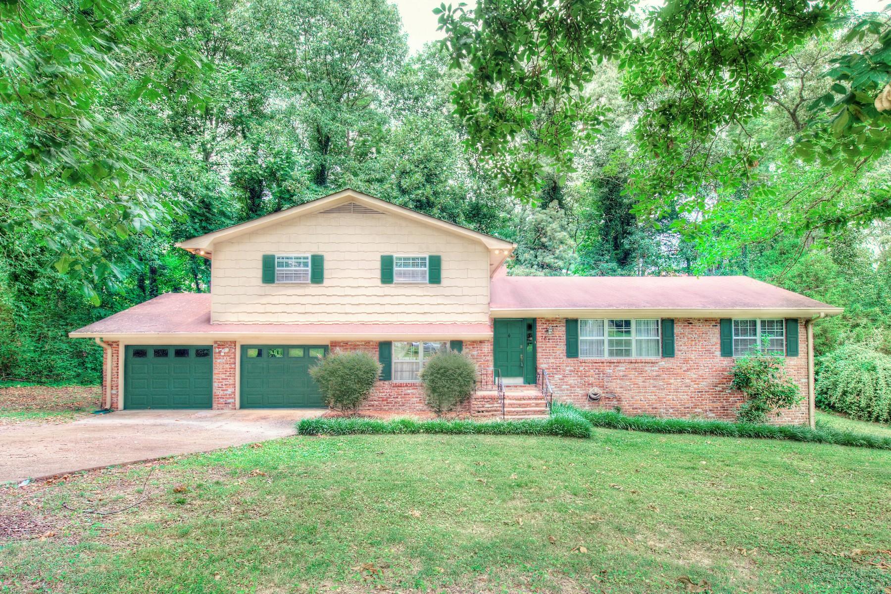 Nhà ở một gia đình vì Bán tại Hurricane Creek Estates 707 Stone Crest Circle Chattanooga, Tennessee 37421 Hoa Kỳ
