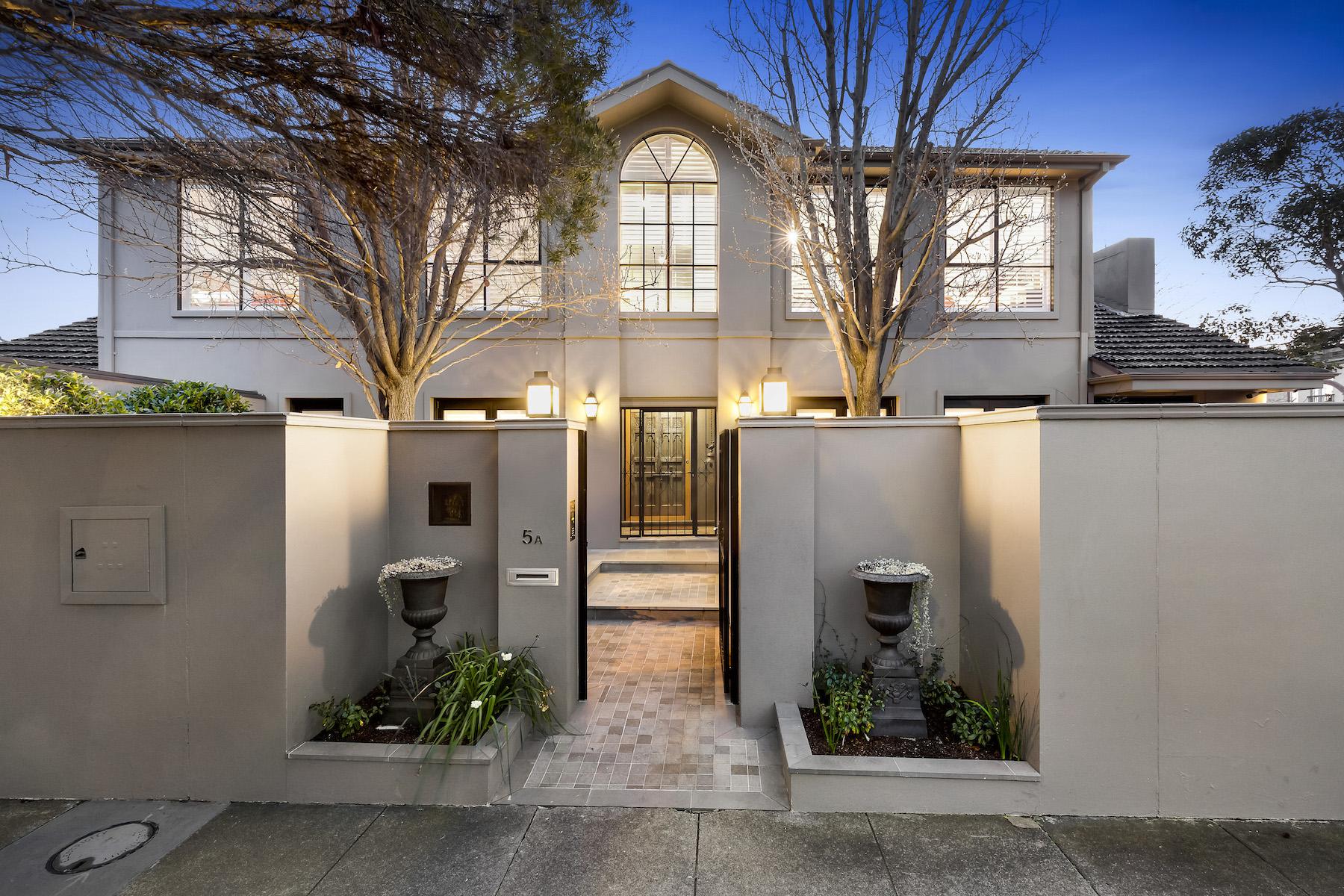 Terreno por un Venta en 5A Irving Road, Toorak Melbourne, Victoria, 3142 Australia