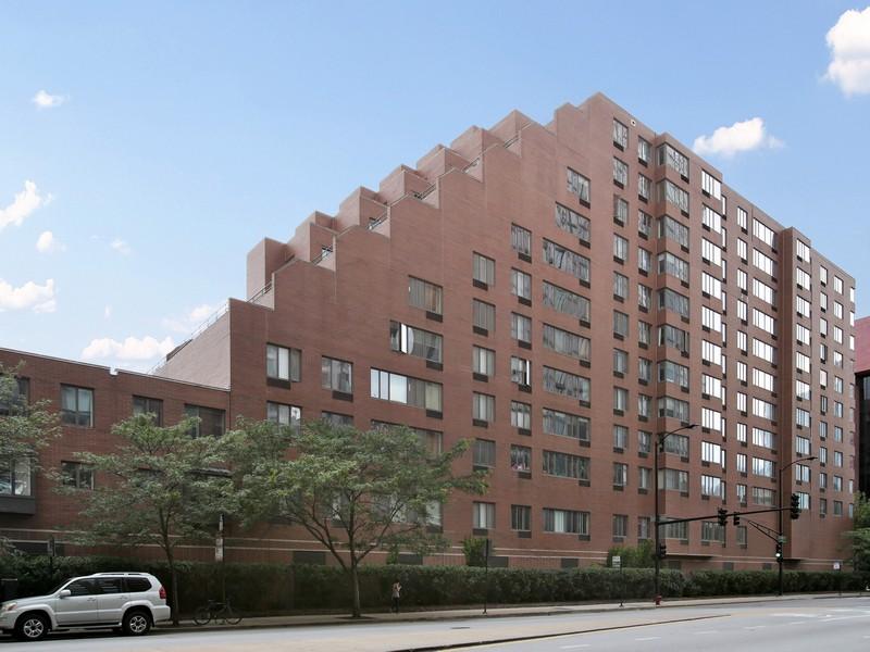 Частный односемейный дом для того Продажа на Sunny Rarley Available Condo 801 S Plymouth Court #916 Near South Side, Chicago, Иллинойс 60605 Соединенные Штаты