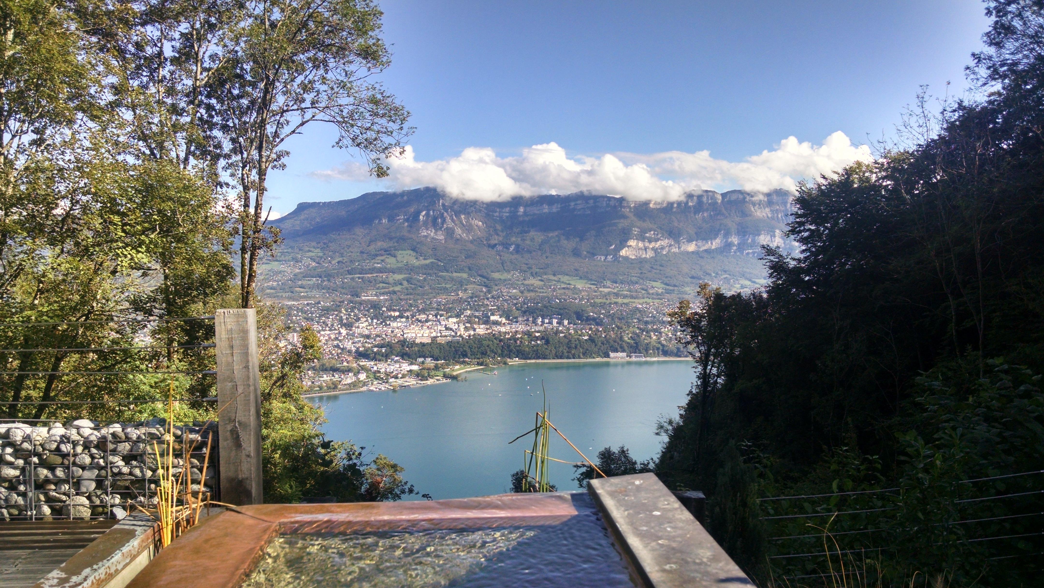Moradia para Venda às MAISON D'ARCHITECTE AVEC VUE SUR LAC ET MONTAGNES Lac du Bourget Other Rhone-Alpes, Rhone-Alpes 73370 França