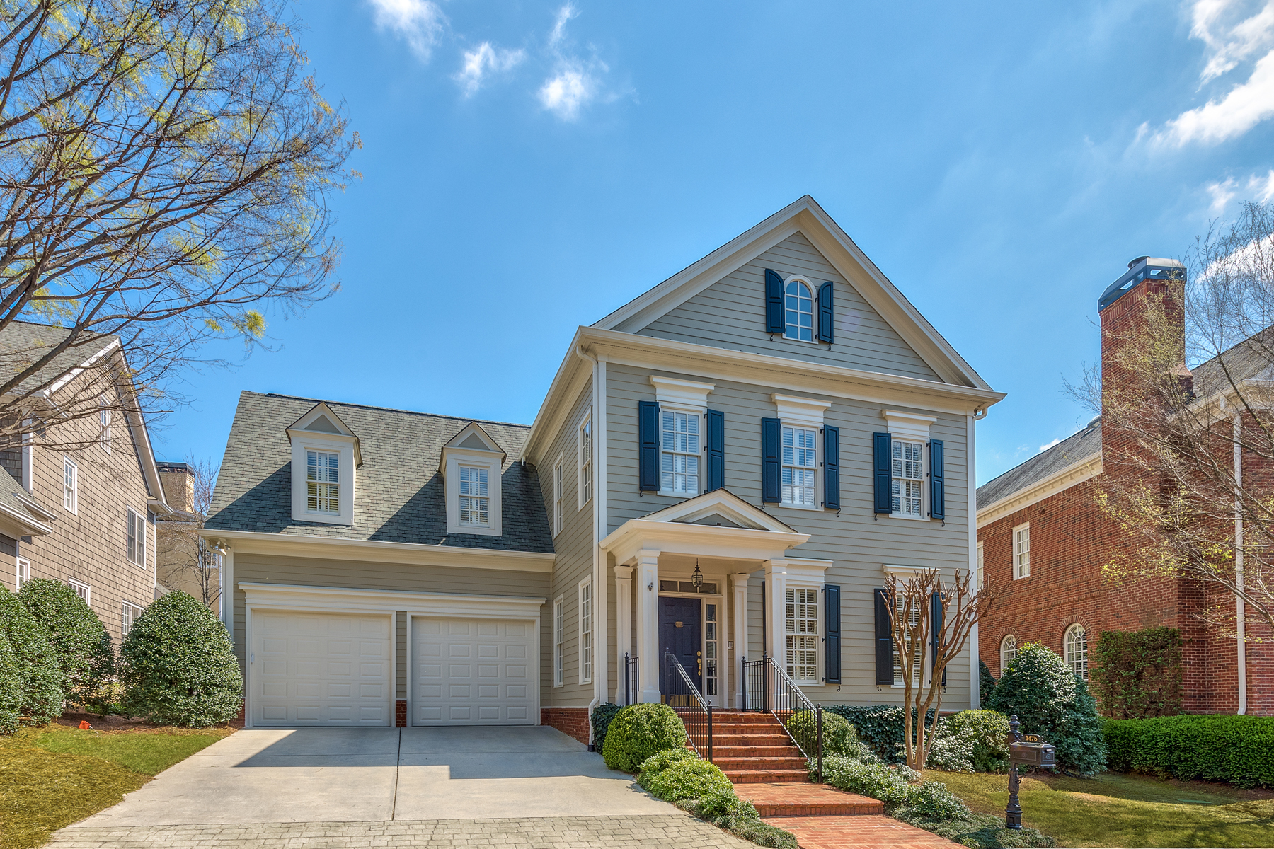 Single Family Home for Active at Beautiful Home Located In SmyrnaVinings 3475 Paces Ferry Circle SE Smyrna, Georgia 30080 United States