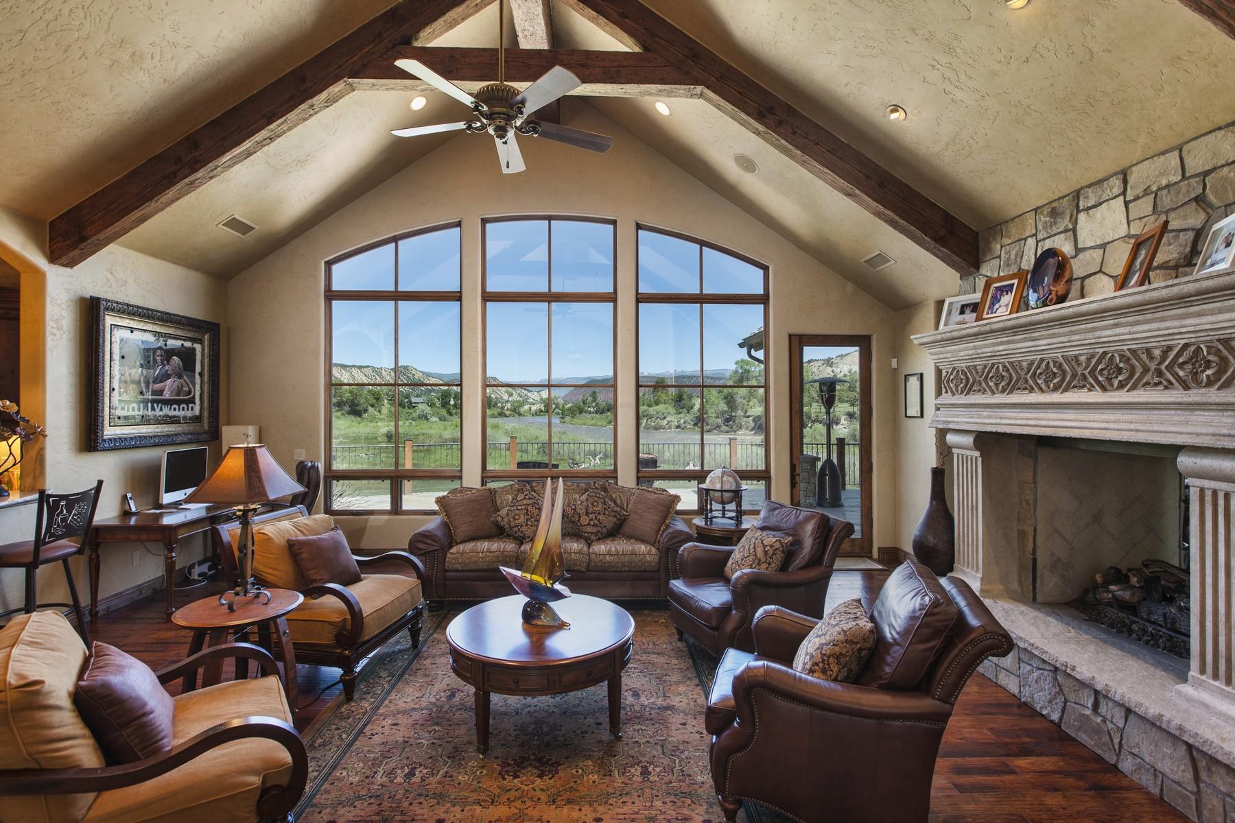Residencial - Outro para Venda às Amazing Riverfront Location 160 River Glen Carbondale, Colorado 81623 Estados Unidos