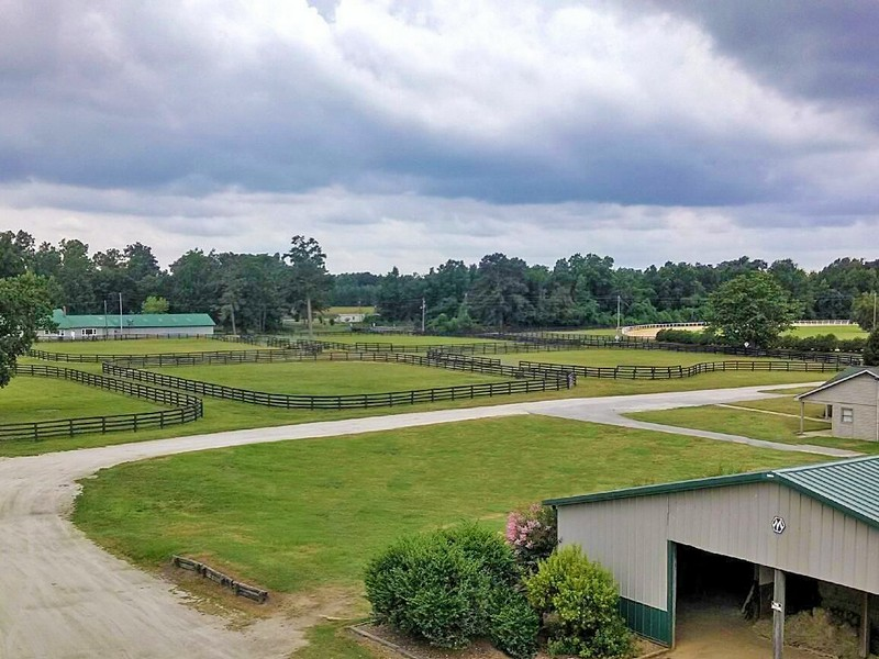 Property For Sale at Holly Hill Equestrian Center